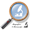 Magnifier & Microscope [Cozy] icon