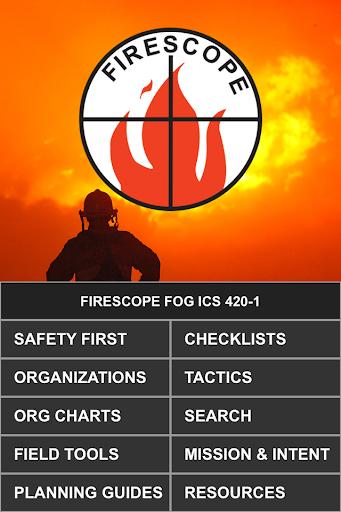 2012 FIRESCOPE FOG ICS 420-1