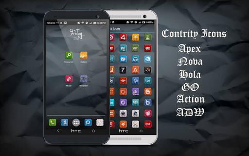 Contrity Icon APEX NOVA GO ADW