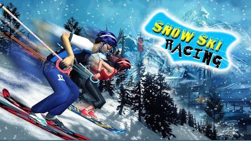 Snow Ski Racing 3D Game