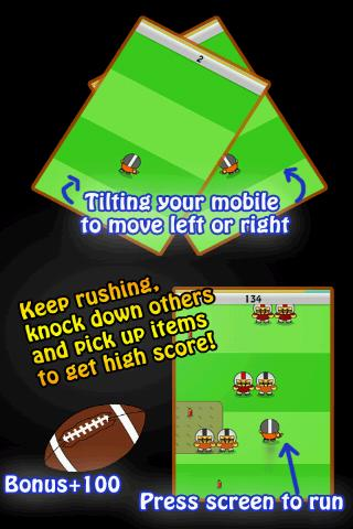 Football Rush Beta- screenshot