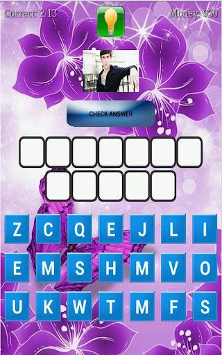 Quiz Actor Hannah and Montana