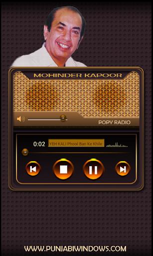【免費音樂App】Mohinder Kapoor Radio-APP點子