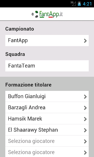 FantApp