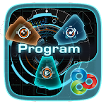 K-Program GO Dynamic Theme v1.0