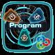 K-Program GO Dynamic Theme v1.0