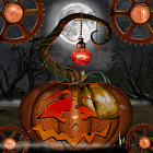 Halloween Steampunk Wallpaper icon