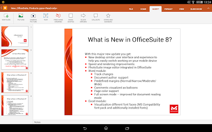 OfficeSuite + PDF Editor Screenshot 32