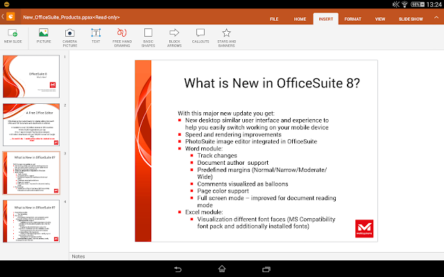 OfficeSuite v8.2 الأوفيس 2014,2015 5Y49ItpC9MfZUTtPT4DG
