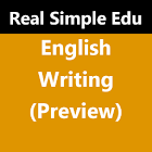 English Writing (Preview) icon