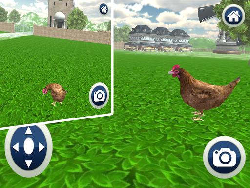 免費模擬App|瘋狂的雞3D模擬器|阿達玩APP