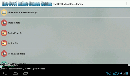 【免費音樂App】The Best Latino Dance Songs-APP點子