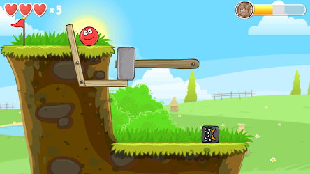 Descargar Red Ball 4 APK MOD Hackeado 8