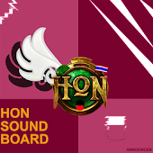 Hon sound announcer