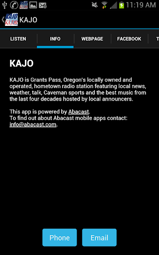 玩音樂App|Grants Pass Broadcasting免費|APP試玩