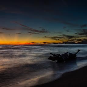 Sunset by Dejan Stanic - Landscapes Sunsets & Sunrises
