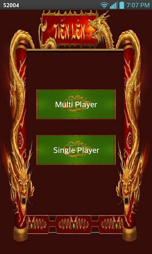 Tien Len Vietnamese Poker  1