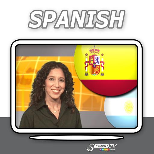 Speak Spanish (n) LOGO-APP點子