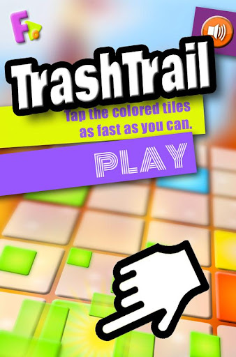 Trash Trail - Tapping Tiles