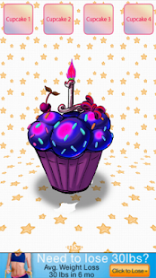 Cupcake Palace Designer - screenshot thumbnail
