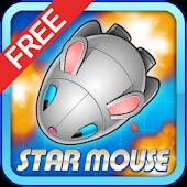 【シューティング ゲーム】STAR MOUSE