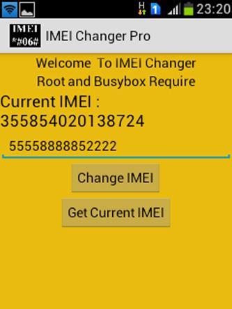 IMEI Tools (Repair,Change)ROOT v1.4