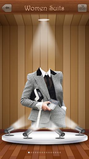 女套装:照片蒙太奇