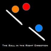 The ball n the Right Direction