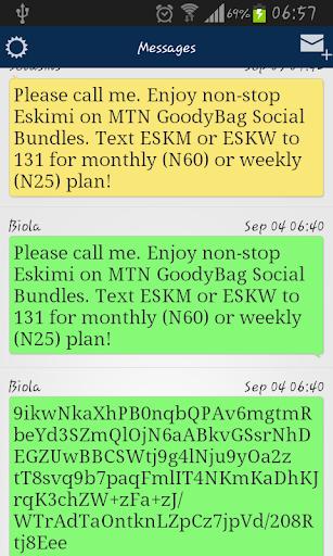 Geni SMS