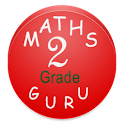 Second Grade Kids Math Guru icon