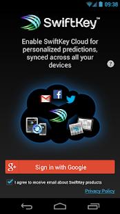 SwiftKey Keyboard - screenshot thumbnail