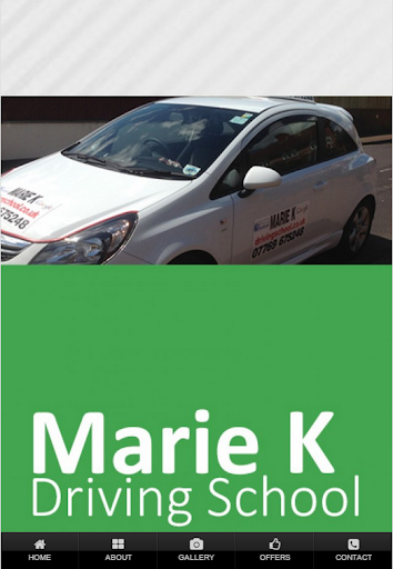 Marie K Driving Instructor