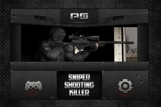 Sniper Shooting Killer