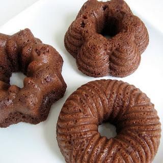 Chocolate Doughnuts.