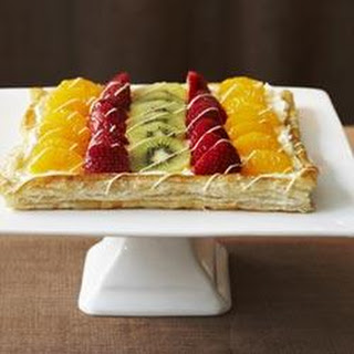 Beautifully Easy Fruit Tart.
