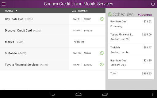 玩財經App|Connex Credit Union Mobile免費|APP試玩