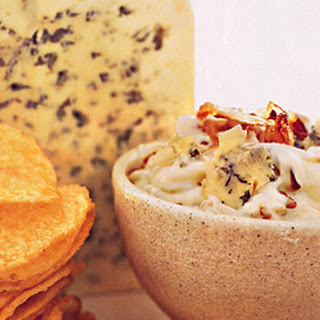 Blue Cheese and Caramelized Shallot Dip