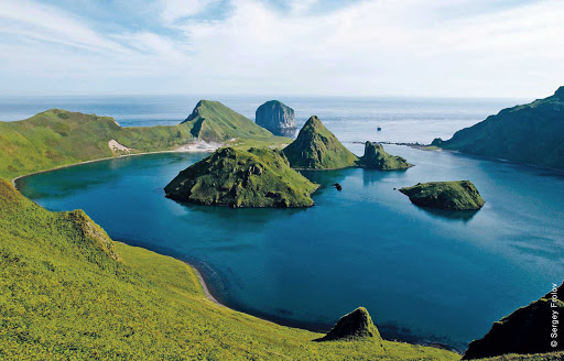 Silversea-Silver-Discoverer-Yankicha-Island-Russia - Sail to remote, beautiful Yankicha Island in Russia with Silver Discoverer.