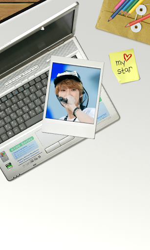 B1A4 Jinyoung Live Wallpaper02