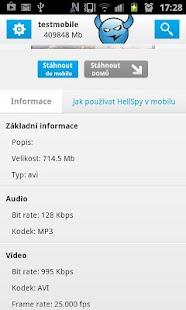 HellSpy.cz - screenshot thumbnail