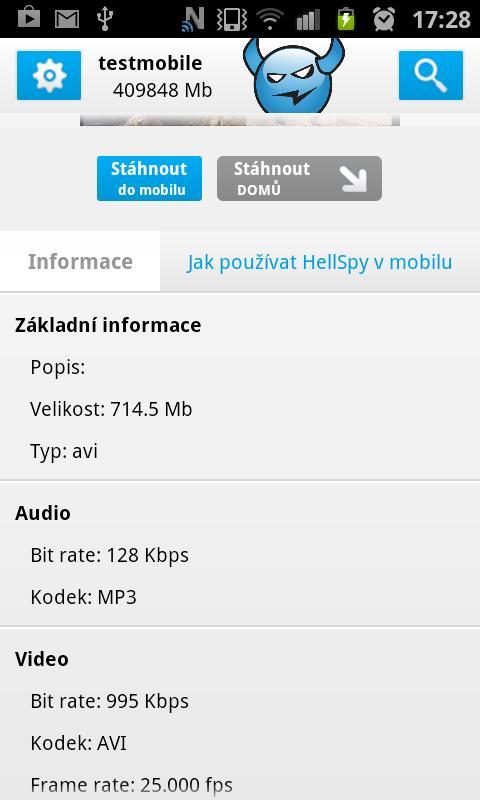 HellSpy.cz- screenshot