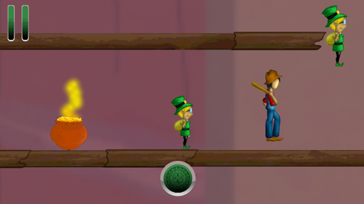 The Leprechaun: Quest for gold