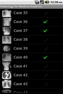 Radiology for Medical Students - screenshot thumbnail