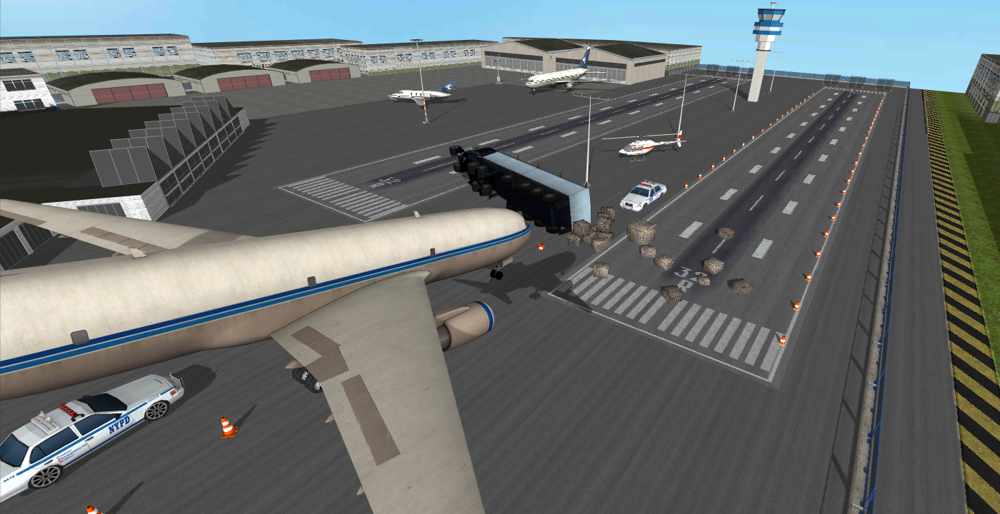 Plane Parking 3D- screenshot