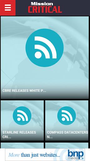 【免費新聞App】Mission Critical-APP點子