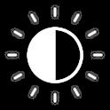 화면 밝기 조절 icon