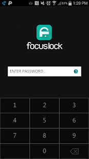 Focus Lock Screenshot