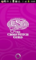 Screenshot of Cross Stitch Guild