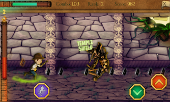 Screenshot of Temple FUN