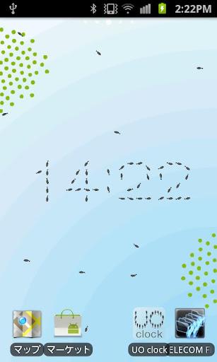 nendo x elecom UO clock 1.0.0 Windows u7528 1